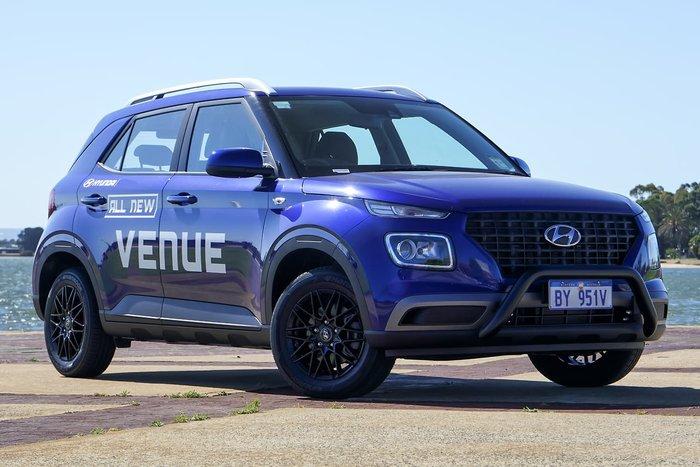2019 Hyundai Venue Go