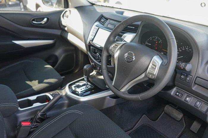 2019 Nissan Navara ST-X D23 Series 4 4X4 Dual Range White