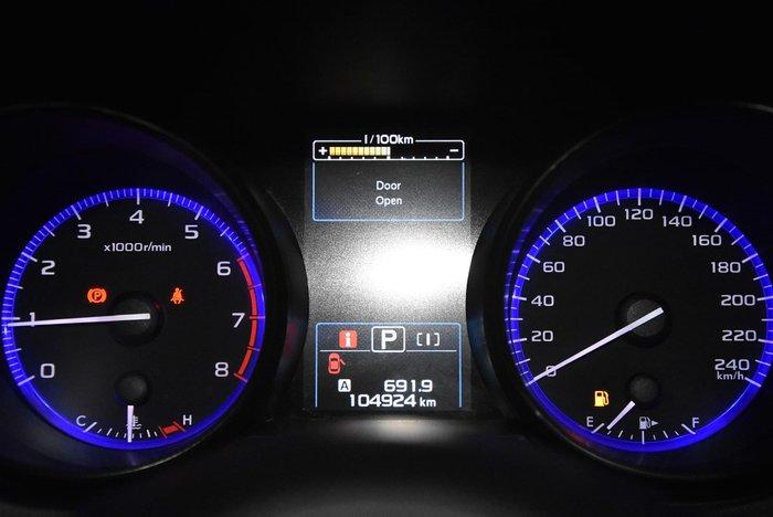 2015 Subaru Outback 2.5i 5GEN MY15 Four Wheel Drive Brown