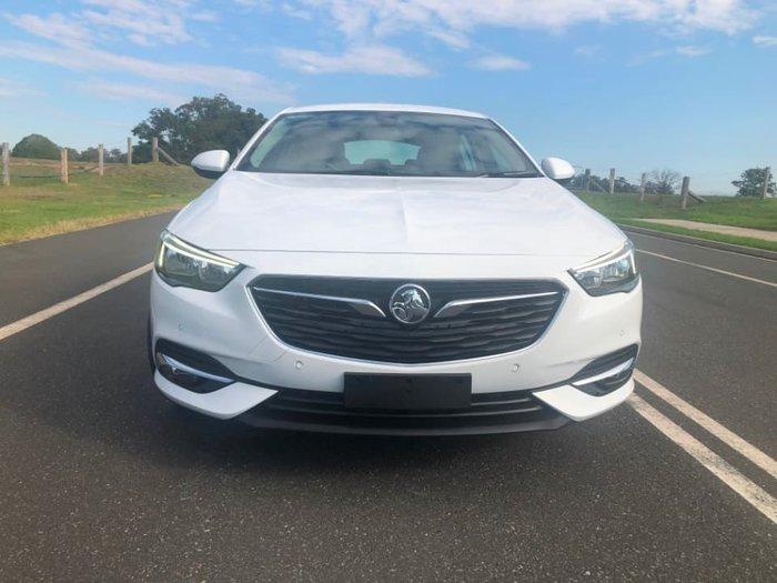 2017 Holden Calais ZB MY18 White