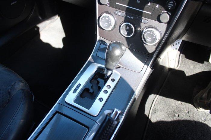2005 Mazda 6 Luxury Sports GG Series 2 Silver