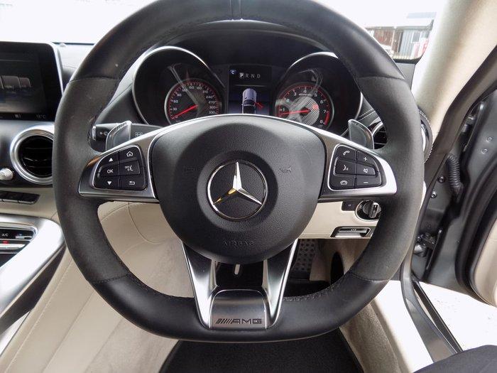 2018 Mercedes-Benz AMG GT C R190 Grey