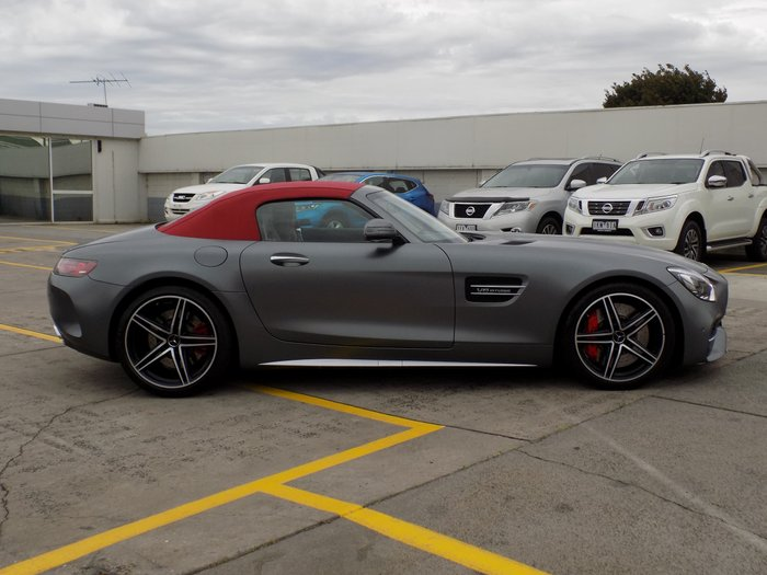 2018 Mercedes-Benz AMG GT C R190 Grey