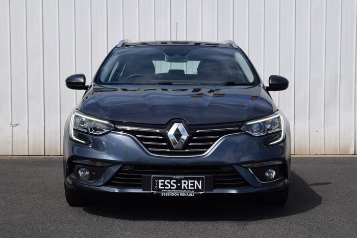 2017 Renault Megane Zen KFB Grey