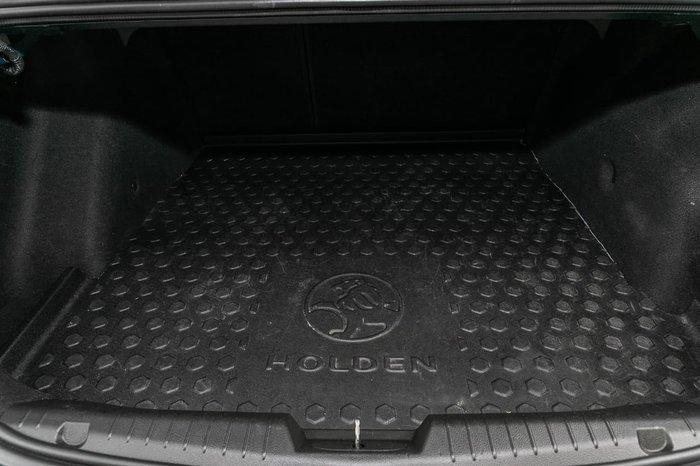 2011 Holden Cruze SRi JH Series II MY11 Green