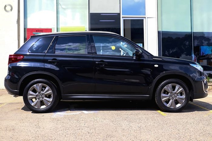 2019 Suzuki Vitara LY Series II Black