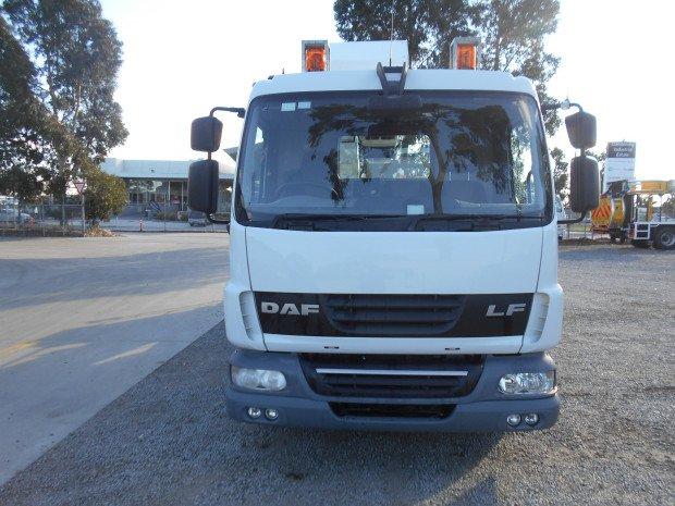 2011 DAF LF 45 WHITE