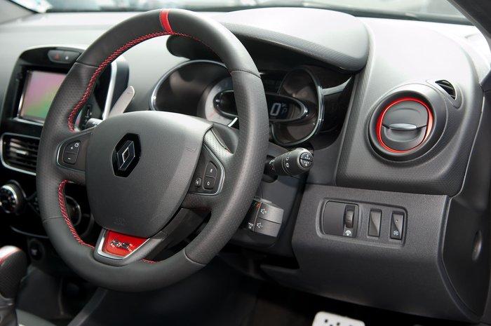 2018 Renault Clio R.S. 200 Sport IV B98 Phase 2 Grey