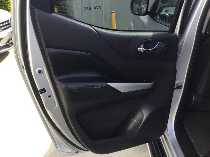 2015 Nissan Navara ST-X D23 4X4 Dual Range Silver