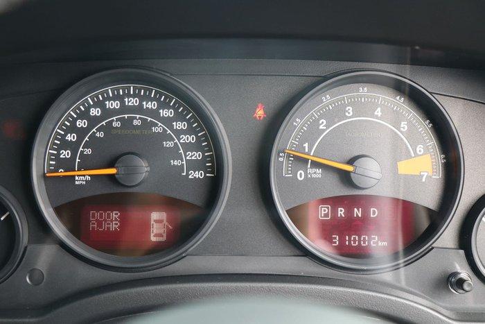 2016 Jeep Compass Sport MK MY16 White