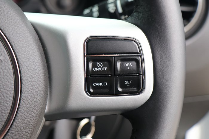 2016 Jeep Compass Limited MK MY16 Four Wheel Drive White