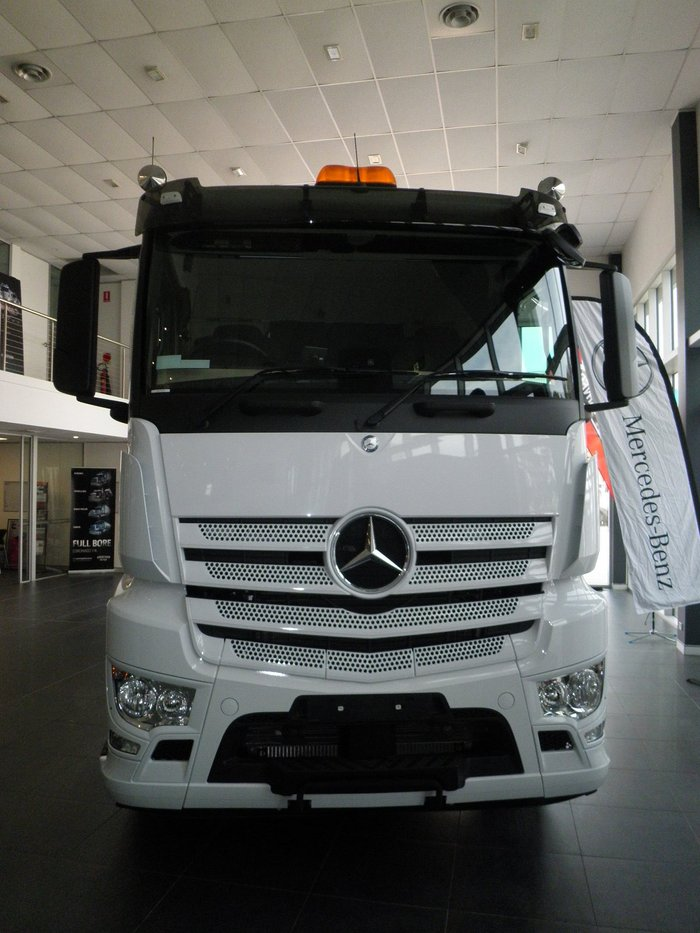 2018 Mercedes Benz 2658 Actros Mercedes Benz Actros 2658LS White