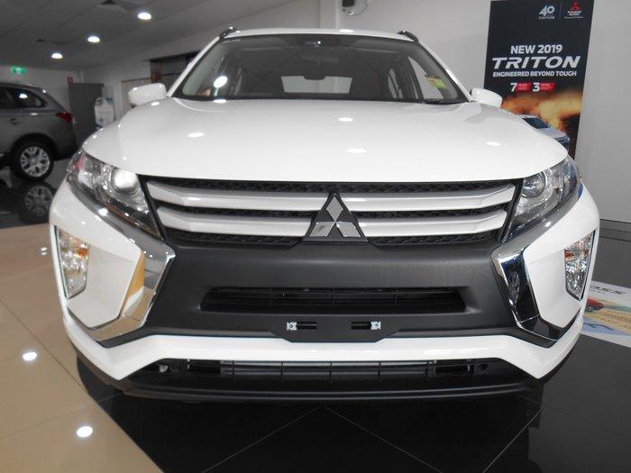 2019 Mitsubishi Eclipse Cross ES YA MY19 White