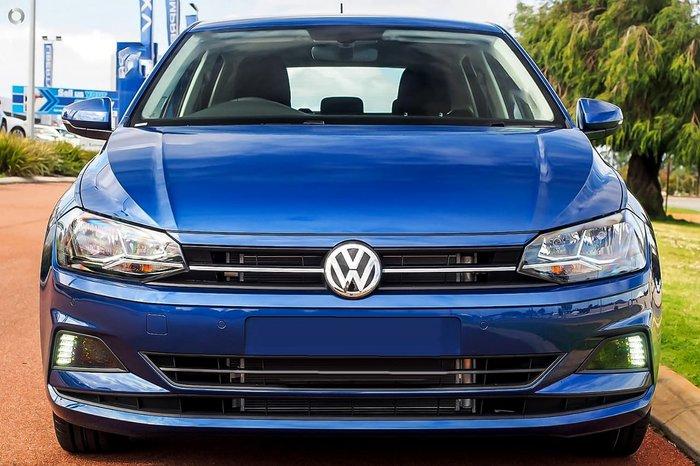 2019 Volkswagen Polo 85TSI Comfortline AW MY19 Blue