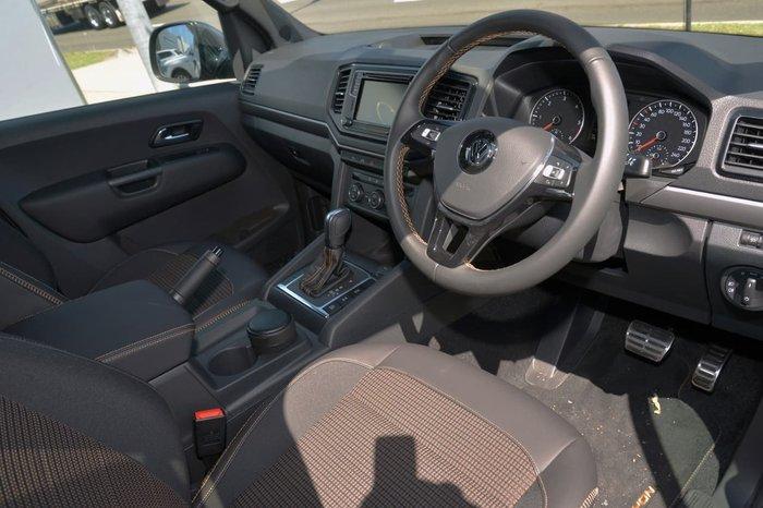 2019 Volkswagen Amarok TDI550 Canyon 2H MY19 4X4 Constant Grey
