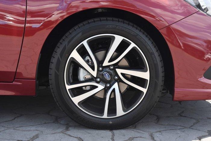2019 Subaru Liberty 2.5i Premium 6GEN MY19 Four Wheel Drive Red