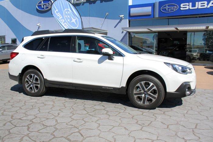2019 Subaru Outback 2.0D 5GEN MY19 Four Wheel Drive White