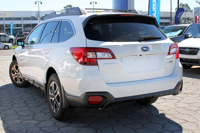 2019 Subaru Outback 2.0D 5GEN MY19 Four Wheel Drive White
