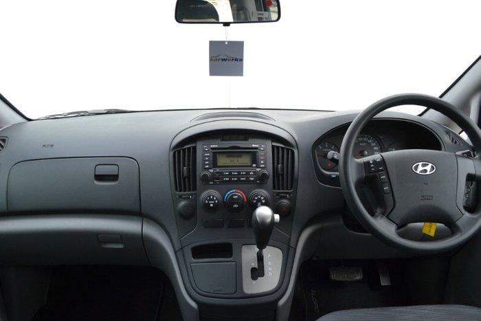 2014 Hyundai iLoad DUAL CAB TQ2-V MY15 WHITE
