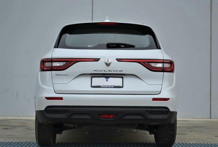 2019 Renault Koleos Life HZG UNIVERSAL WHITE