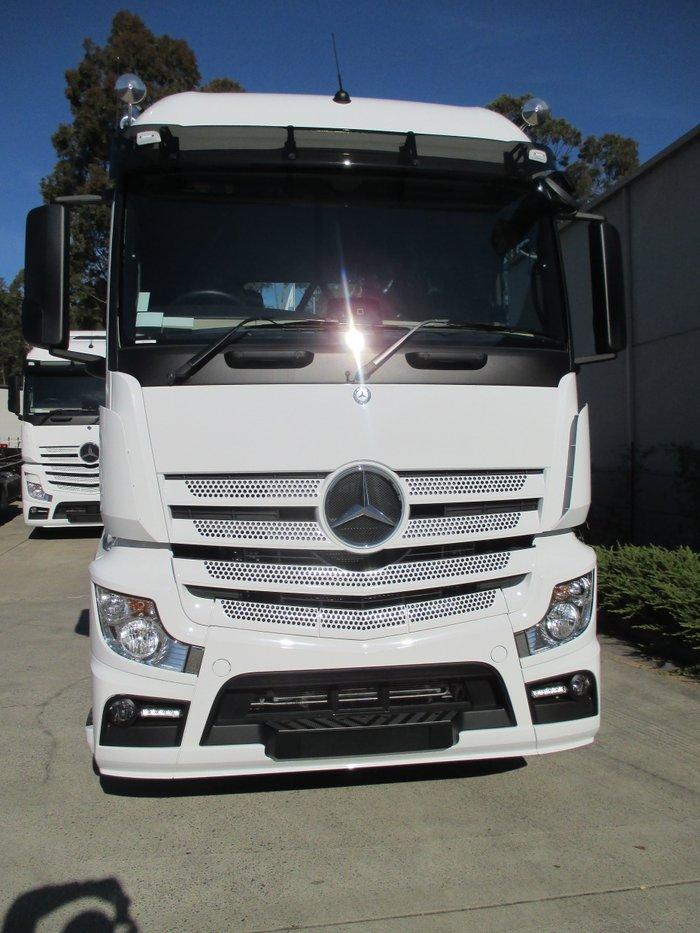 2019 Mercedes Benz 2653 Actros 2653LS 2.3M Stream White