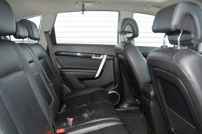 2012 Holden Captiva 7 LX CG Series II 4X4 On Demand Black