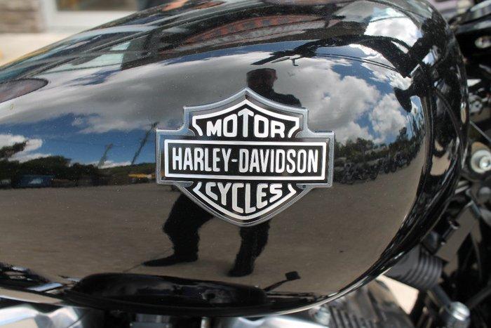 2017 Harley-davidson XL1200X FORTY EIGHT Black