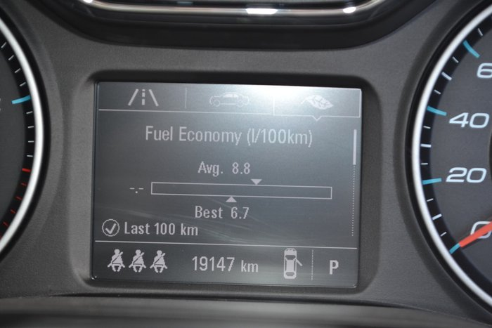 2017 Holden Trailblazer LTZ RG MY17 4X4 Dual Range Grey