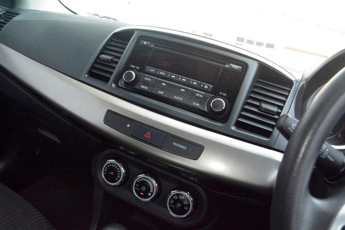 2013 Mitsubishi Lancer ES CJ MY14 White