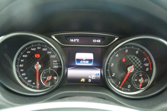 2016 Mercedes-Benz A-Class A250 Sport W176 Four Wheel Drive White