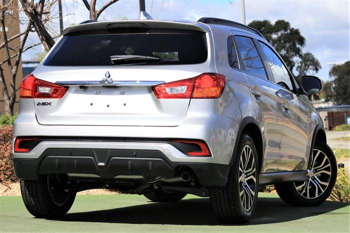 2019 Mitsubishi ASX LS XC MY19 Silver