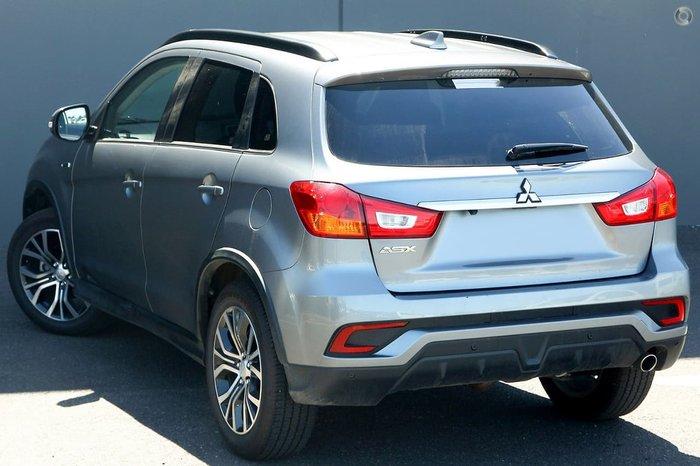 2019 Mitsubishi ASX LS XC MY19 Grey