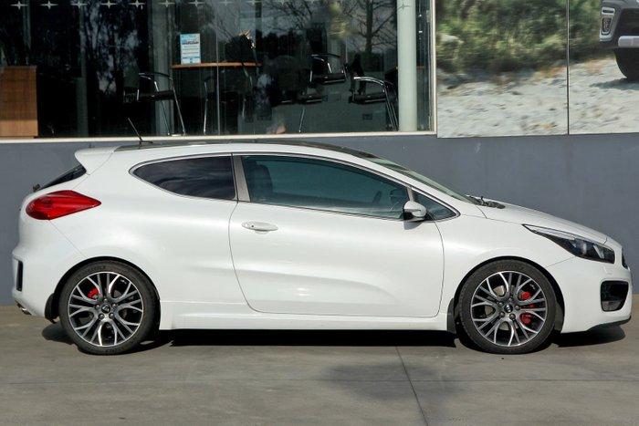 2014 Kia pro_cee'd GT-Tech JD MY15 White