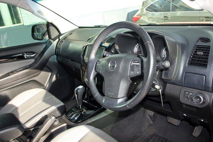 2015 Holden Colorado 7 LTZ RG MY15 4X4 Dual Range Red