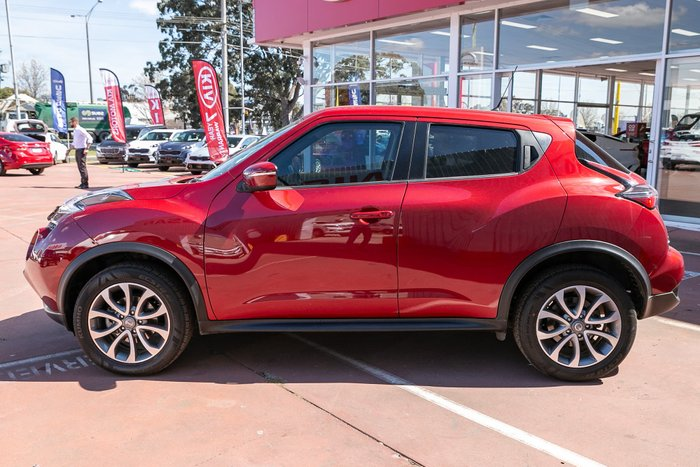 2016 Nissan JUKE ST F15 Series 2 Red