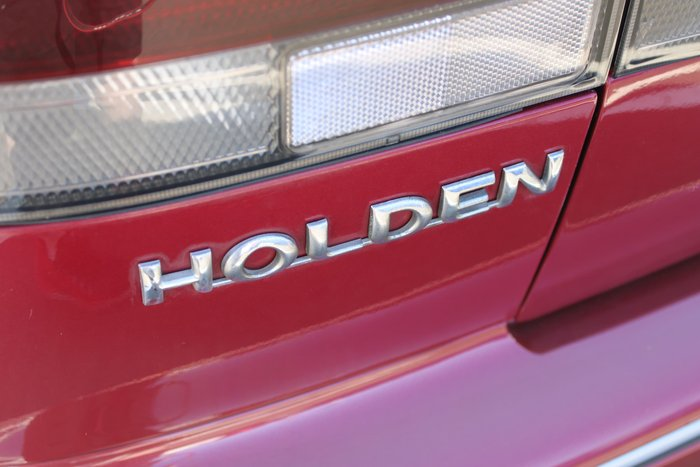 1996 Holden Commodore Berlina Series II VS II Red