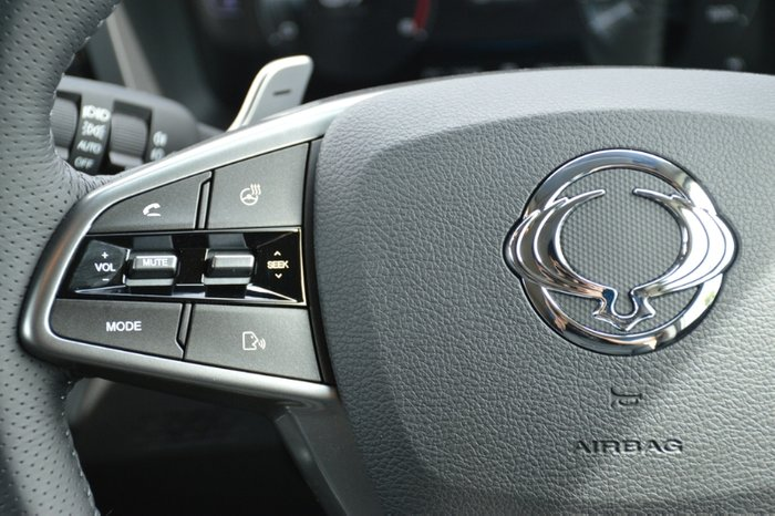 2019 SsangYong Korando Ultimate LE C300 MY20 4X4 On Demand WHITE