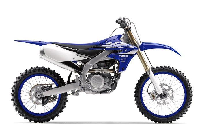 0 Yamaha 2019 YZ450F
