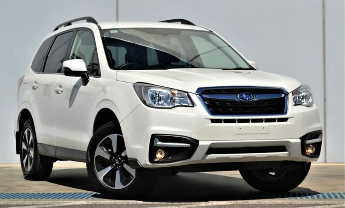 2016 Subaru Forester 2.0D-L S4 MY16 Four Wheel Drive CRYSTAL WHITE PEARL