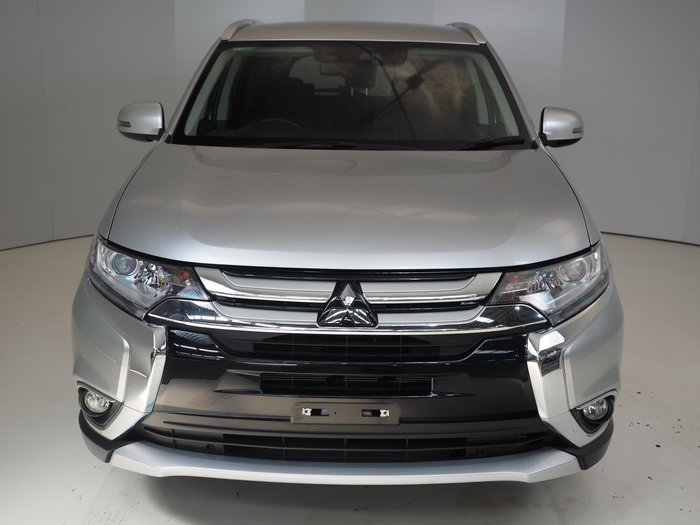 2018 Mitsubishi Outlander LS ZL MY19 4X4 On Demand Silver