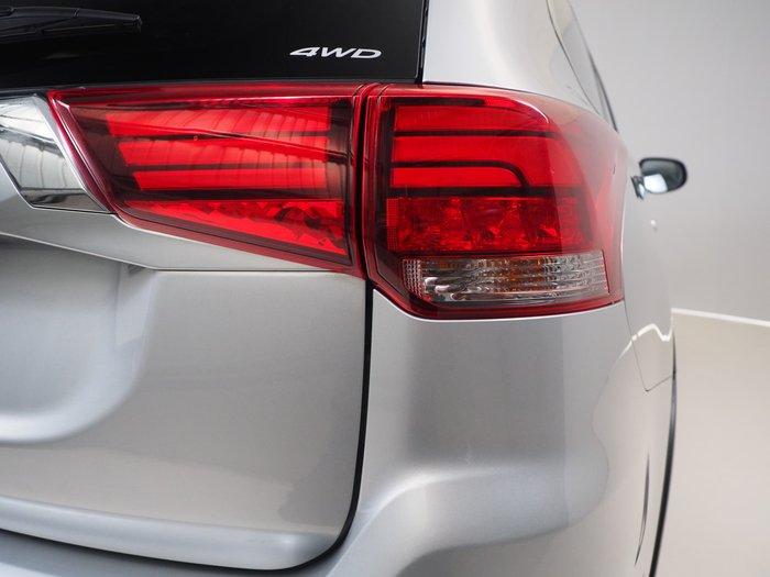 2018 Mitsubishi Outlander LS ZL MY19 4X4 On Demand Silver