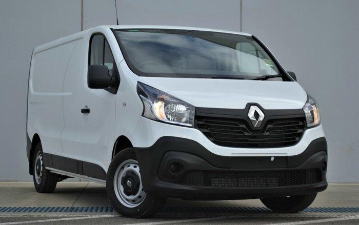 2019 Renault Trafic 85kW X82 LWB GLACIER WHITE