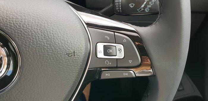 2018 Volkswagen Tiguan 132TSI Comfortline Allspace 5N MY19 Four Wheel Drive Silver