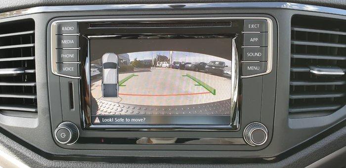 2018 Volkswagen Amarok TDI420 Core 2H MY18 4X4 Constant Black
