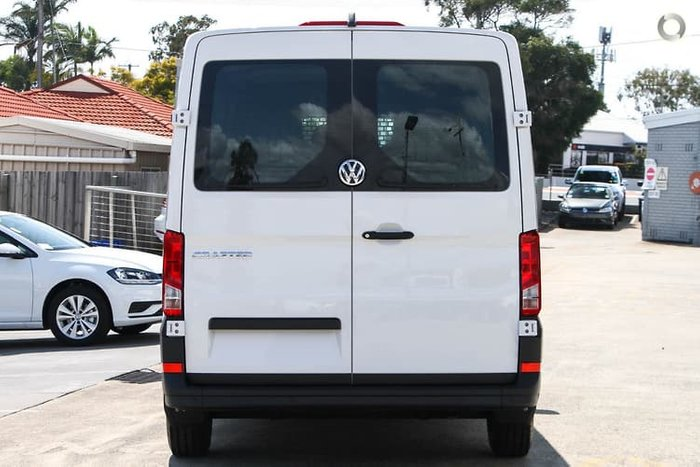 2018 Volkswagen Crafter 35 TDI410 SY1 MY18 White