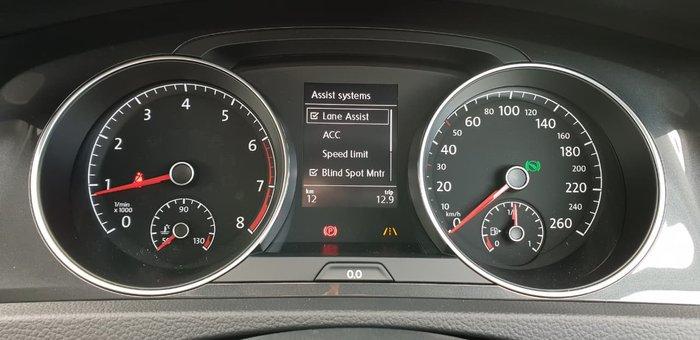 2018 Volkswagen Golf 110TSI Trendline 7.5 MY19 Black