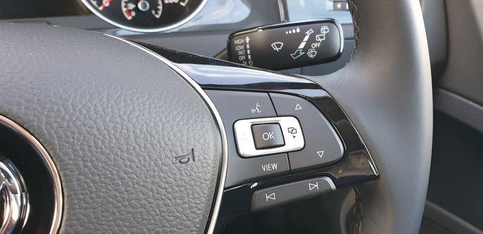 2019 Volkswagen Golf 110TSI Comfortline 7.5 MY19.5 Grey
