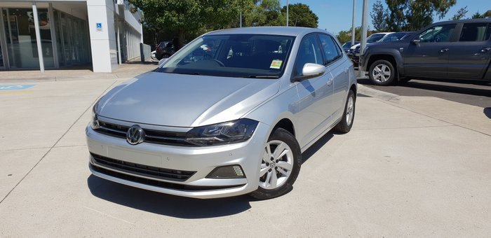 2019 Volkswagen Polo 85TSI Comfortline AW MY19 Silver