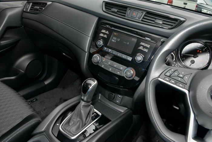 2018 Nissan X-TRAIL ST T32 Series II 4X4 On Demand DIAMOND BLACK
