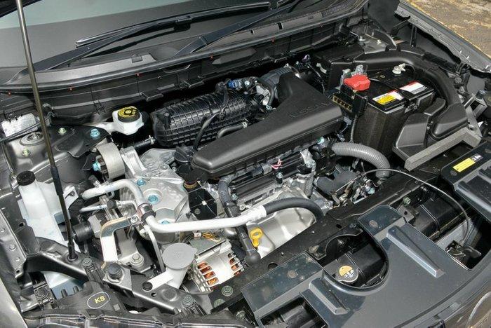 2018 Nissan X-TRAIL ST-L T32 Series II GUN METALLIC